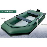 Надувная лодка Carp Zoom SWIFT 265 Inflatable fishing boat