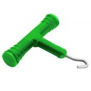Для тестирования крючков и затягивания узлов Carp Zoom