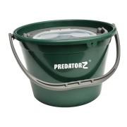Ведро для живой приманки Predator-Z Live Bait Bucket 13л