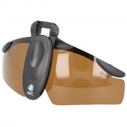 Очки GC polarized MBC401BR Cap Clip-on