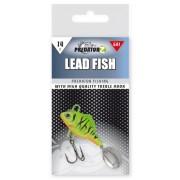 Блесна для джига Predator-Z Lead Fish 14 g