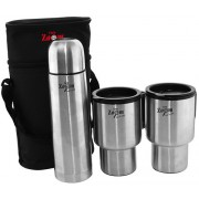 Термос в наборе ThermoBottle & Mug Set