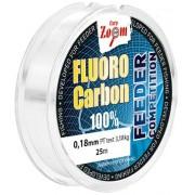 Флюорокарбон Fluorocarbon Leader цвет прозрачный