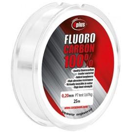 Флюрокарбон поводочный Fluorocarbon Leader 25м