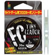 Флюорокарбон Gosen FC Tiny Leader 30m*