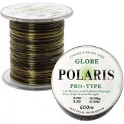 Леска Globe Polaris (camo) 600м*