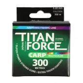 Леска Kalipso Titan Force Carp 300м MULTICOLOR