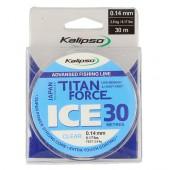 Леска Kalipso Titan Force Ice CL 30м