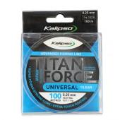 Леска Kalipso Titan Force Universal CL 100м
