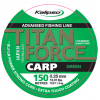 Леска Kalipso Titan Force Carp 150м GREEN
