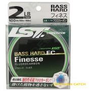 Флюорокарбон LineSystem Bass Hard Finesse цвет прозрачный