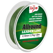 Плетеный шнур для поводков Carp Zoom Allround Leader Line 20m