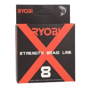 Шнур Ryobi Strength Braid 8X Gray 150м