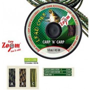 Ледкор Carp Zoom Lead core classic green*