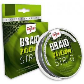 Шнур Carp Zoom Braid Zoom STR-G braided line 130m*