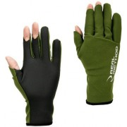 Перчатки Real Method Titanium Glove 3 Cut TG-8241 Free зеленые