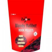 Перфорираванный насадочный палтусовый пелетс Strawberry Halibut Hook Pellets