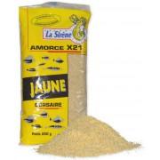 Прикормка La Sirène X21 Jaune, 850 g