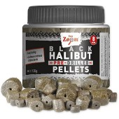 Пеллетс Pre-Drilled Black Halibut Pellets 120 гр