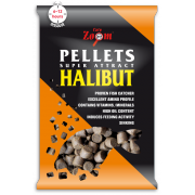 Непросверленные палтусовые кормовые гранулы (пеллетс) Feeding Halibut Pellets