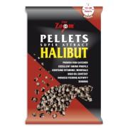 Просверленные палтусовые пеллетсы Halibut Pellets 5000г