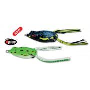Силикон плавающая мягкая жаба Oplus Bombina Frog