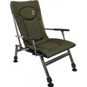 Кресло карповое Elektrostatyk F8R с подлокотниками
