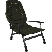 Кресло карповое Elektrostatyk FK2 с подлокотниками