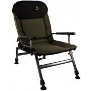 Кресло карповое Elektrostatyk FK5P с подлокотниками