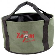 Ведро складное Carp Zoom Foldable Groundbait Bucket Ø33x18cm